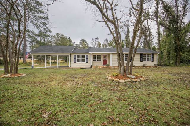 216 Barbara Avenue, Midway Park, NC 28544 (MLS #100193429) :: Donna & Team New Bern