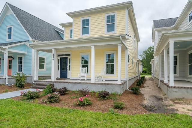 830 N Lord Street, Southport, NC 28461 (MLS #100193569) :: Destination Realty Corp.