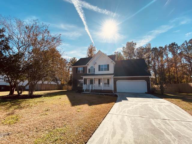 301 Ashley Meadow Lane, Jacksonville, NC 28546 (MLS #100193580) :: The Oceanaire Realty
