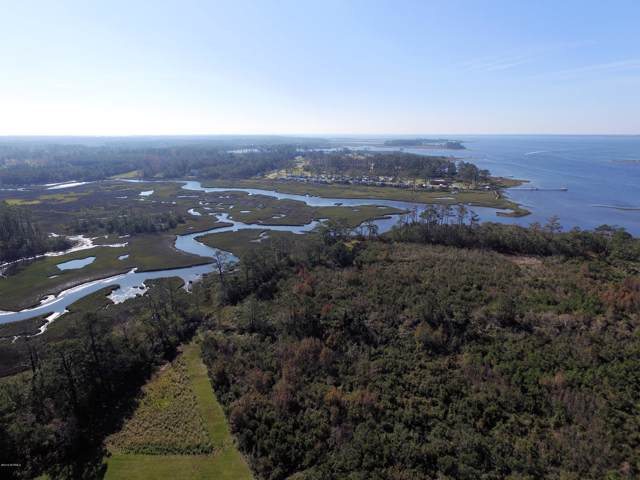 0 Hwy 70 Otway, Beaufort, NC 28516 (MLS #100193615) :: Vance Young and Associates