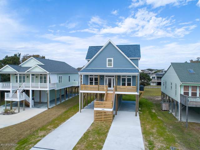 2610 E Dolphin Drive, Oak Island, NC 28465 (MLS #100194064) :: SC Beach Real Estate