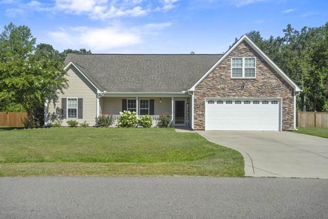 225 Blue Creek Farms Drive, Jacksonville, NC 28540 (MLS #100194076) :: Berkshire Hathaway HomeServices Hometown, REALTORS®
