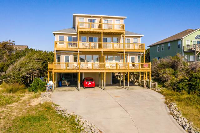 6406 Ocean Drive W, Emerald Isle, NC 28594 (MLS #100194137) :: Frost Real Estate Team