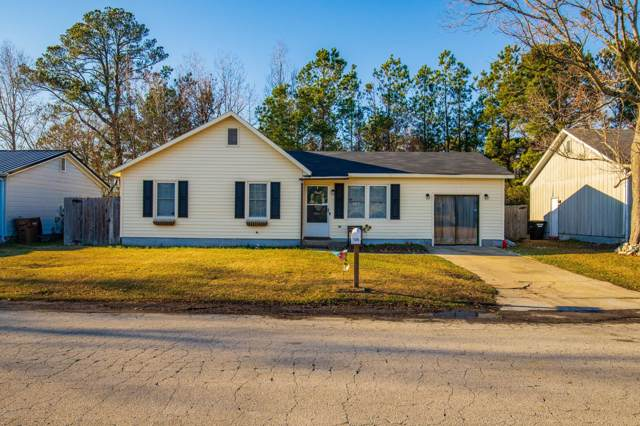 106 Milestone Court, Jacksonville, NC 28546 (MLS #100194343) :: Donna & Team New Bern