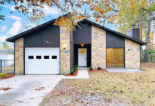 101 Andrea Avenue, Jacksonville, NC 28540 (MLS #100194797) :: Coldwell Banker Sea Coast Advantage
