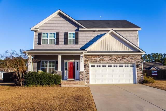 109 Loudon Court, Greenville, NC 27834 (MLS #100195026) :: CENTURY 21 Sweyer & Associates