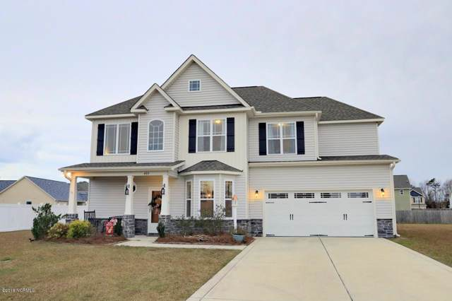403 Canoe Lane, Swansboro, NC 28584 (MLS #100195037) :: Donna & Team New Bern