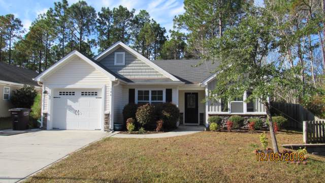 106 Oyster Landing Drive, Sneads Ferry, NC 28460 (MLS #100195055) :: Berkshire Hathaway HomeServices Hometown, REALTORS®