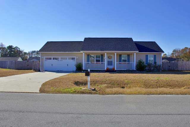 216 Wingspread Lane, Beulaville, NC 28518 (MLS #100195357) :: The Keith Beatty Team