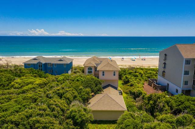 481 Maritime Place, Pine Knoll Shores, NC 28512 (MLS #100195499) :: RE/MAX Essential