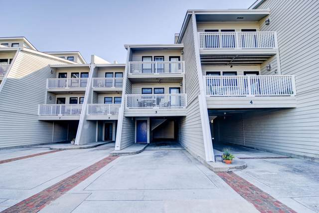 627 Lumina Avenue S #5, Wrightsville Beach, NC 28480 (MLS #100195780) :: CENTURY 21 Sweyer & Associates