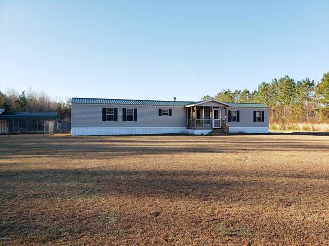 336 Mt Moriah Church Road, Whiteville, NC 28472 (MLS #100196056) :: CENTURY 21 Sweyer & Associates