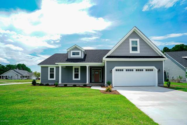 117 Holland Farm Rd., Cedar Point, NC 28584 (MLS #100196243) :: The Tingen Team- Berkshire Hathaway HomeServices Prime Properties