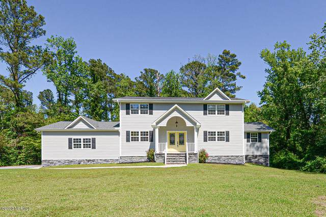 317 Country Club Drive, Jacksonville, NC 28546 (MLS #100196790) :: Frost Real Estate Team