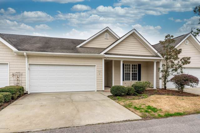 105 Thrasher Court C, Hampstead, NC 28443 (MLS #100196818) :: The Chris Luther Team