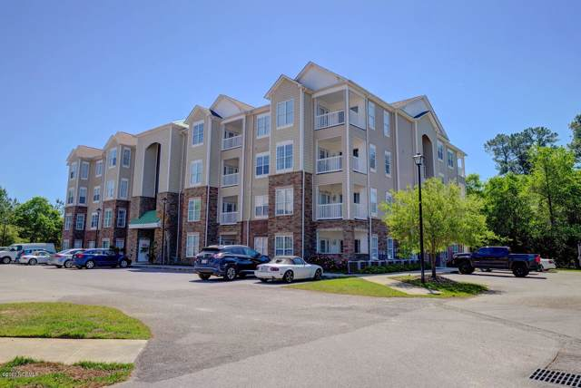 100 Gateway Condos Drive #123, Surf City, NC 28445 (MLS #100197293) :: Frost Real Estate Team