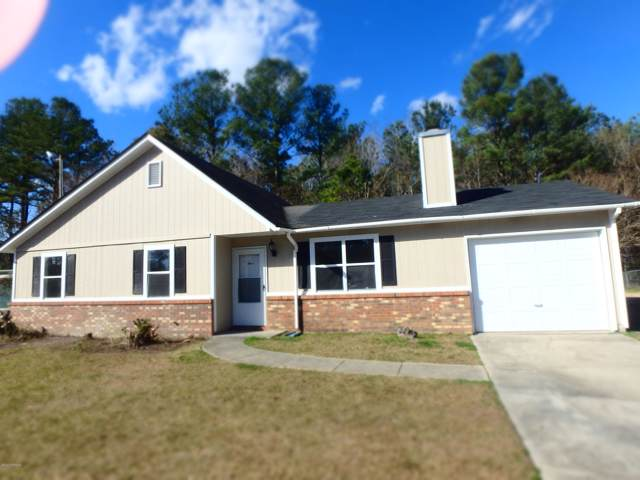 115 Hunting Green Drive, Jacksonville, NC 28546 (MLS #100197887) :: The Keith Beatty Team