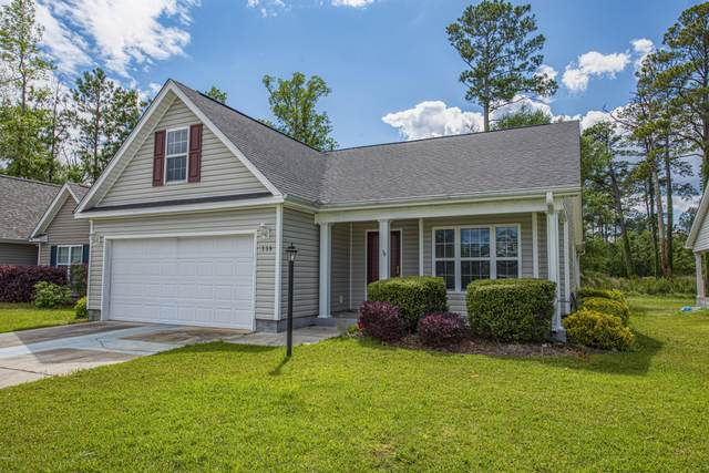 138 Bermuda View, New Bern, NC 28560 (MLS #100197909) :: David Cummings Real Estate Team