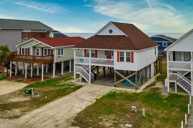 464 E Fourth Street, Ocean Isle Beach, NC 28469 (MLS #100197998) :: Frost Real Estate Team