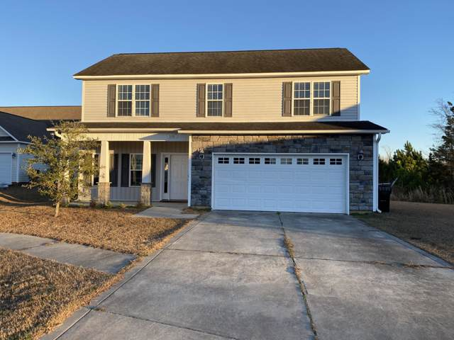 108 Moonstone Court, Jacksonville, NC 28546 (MLS #100198510) :: The Chris Luther Team