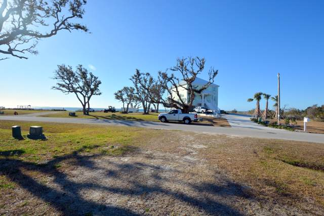 115 Sound Point Drive, Harkers Island, NC 28531 (MLS #100198794) :: The Keith Beatty Team