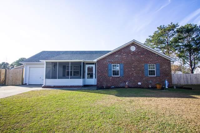 1638 New Bern Street, Newport, NC 28570 (MLS #100199065) :: Barefoot-Chandler & Associates LLC