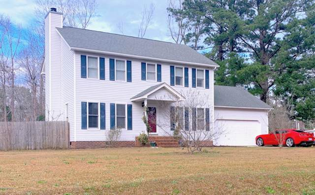 905 Fields Road, New Bern, NC 28560 (MLS #100199205) :: Vance Young and Associates