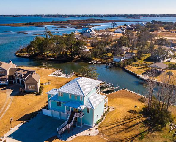 535 Deer Creek Drive, Cape Carteret, NC 28584 (MLS #100199438) :: Barefoot-Chandler & Associates LLC