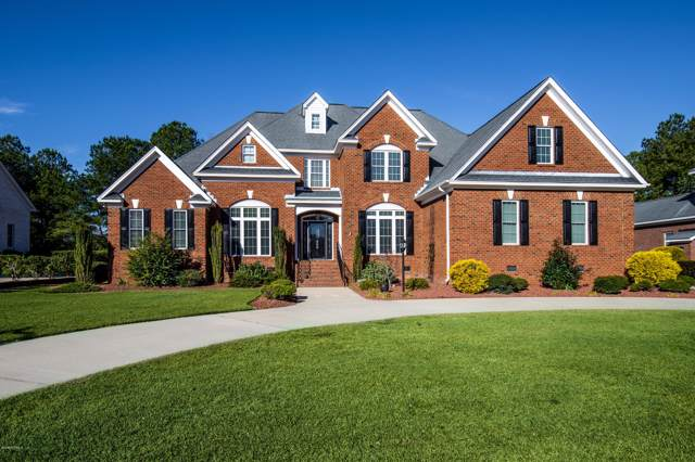 509 Westminster Circle, Greenville, NC 27858 (MLS #100199498) :: The Oceanaire Realty