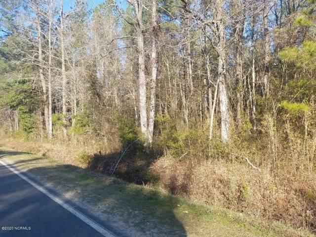 0 Piney Woods Road, Willard, NC 28478 (MLS #100199517) :: Coldwell Banker Sea Coast Advantage