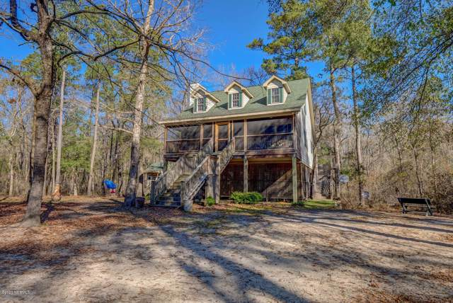 695 Riverview Drive, Burgaw, NC 28425 (MLS #100199597) :: CENTURY 21 Sweyer & Associates