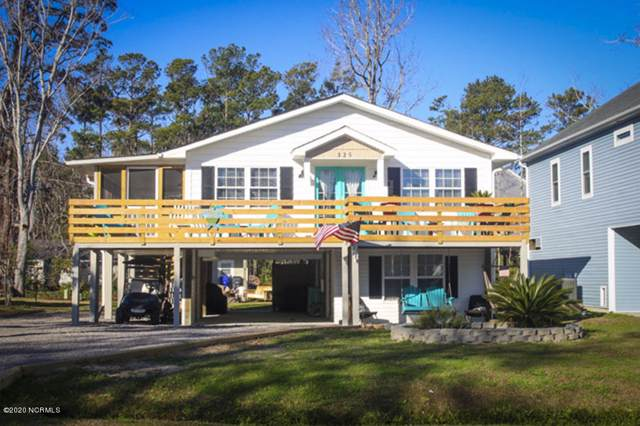 325 NE 57th Street, Oak Island, NC 28465 (MLS #100199714) :: Castro Real Estate Team