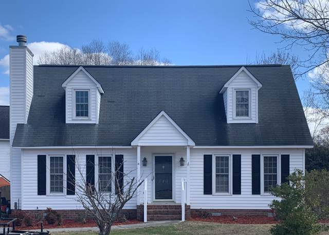 840 Ray Crawford Drive, Winterville, NC 28590 (MLS #100199813) :: The Keith Beatty Team