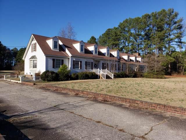 5741 Nc 58 Highway N, Elm City, NC 27822 (MLS #100200168) :: Berkshire Hathaway HomeServices Hometown, REALTORS®