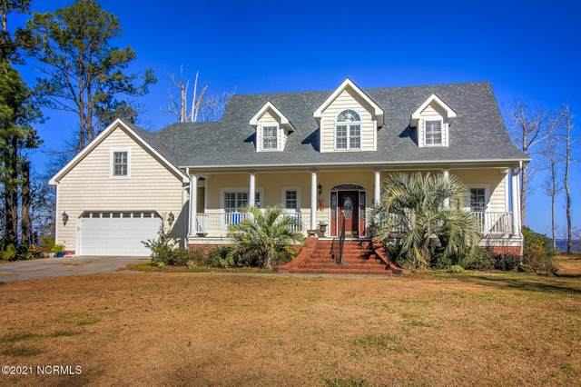 125 King Creek Drive, Havelock, NC 28532 (MLS #100200330) :: Coldwell Banker Sea Coast Advantage