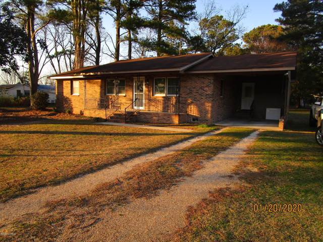 500 Pear Street, Kinston, NC 28504 (MLS #100200430) :: Vance Young and Associates