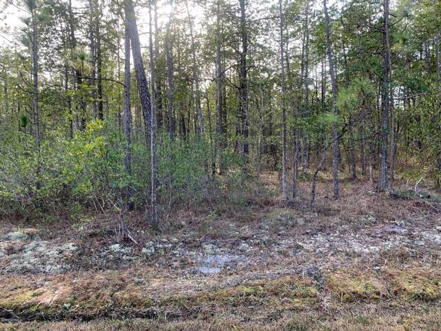 Lot 261 Reeves Road, Boiling Spring Lakes, NC 28461 (MLS #100200813) :: RE/MAX Elite Realty Group