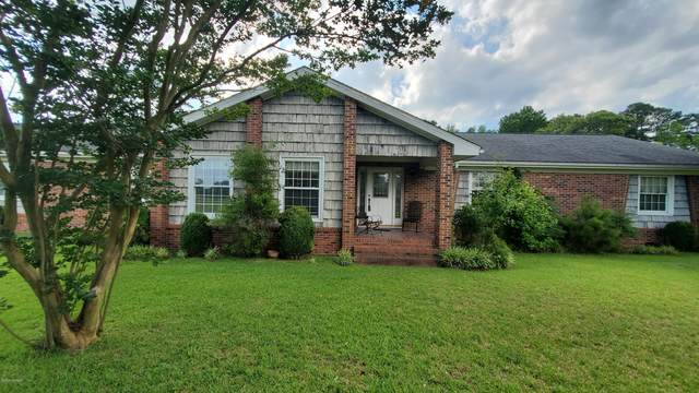 6152 Marvin Taylor Road, Grifton, NC 28530 (MLS #100201114) :: Courtney Carter Homes