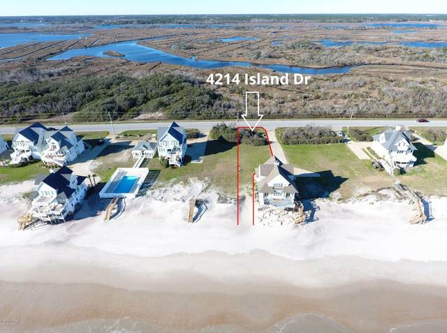4214 Island Drive, North Topsail Beach, NC 28460 (MLS #100201153) :: Lynda Haraway Group Real Estate