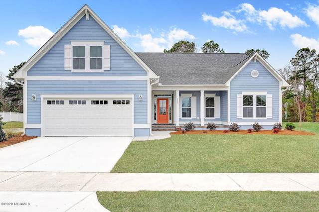 322 Summerhouse Drive, Holly Ridge, NC 28445 (MLS #100201186) :: CENTURY 21 Sweyer & Associates