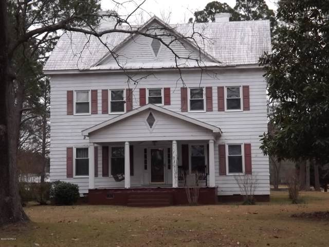 1804 Lake Drive, Laurinburg, NC 28352 (MLS #100201347) :: Berkshire Hathaway HomeServices Hometown, REALTORS®