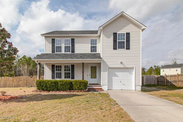 404 Patriot Place, Jacksonville, NC 28540 (MLS #100201797) :: RE/MAX Elite Realty Group