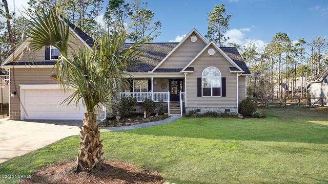 950 Eden Drive, Southport, NC 28461 (MLS #100202130) :: Lynda Haraway Group Real Estate