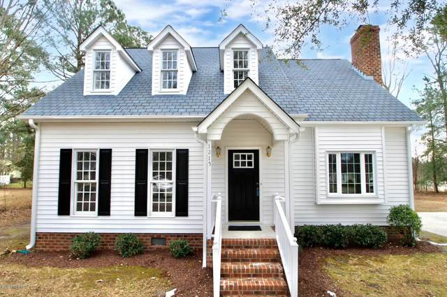 1215 Alder Circle, Greenville, NC 27858 (MLS #100202150) :: The Tingen Team- Berkshire Hathaway HomeServices Prime Properties