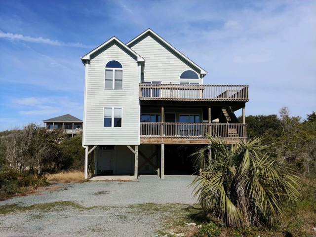 28 Porpoise Place, North Topsail Beach, NC 28460 (MLS #100202234) :: David Cummings Real Estate Team