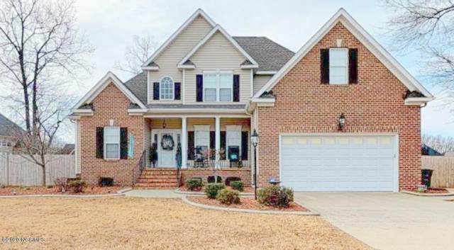 505 Morgan Trace Lane, Goldsboro, NC 27530 (MLS #100202657) :: Courtney Carter Homes