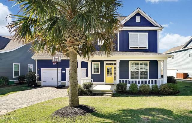 956 Tidalwalk Drive, Wilmington, NC 28409 (MLS #100202685) :: David Cummings Real Estate Team