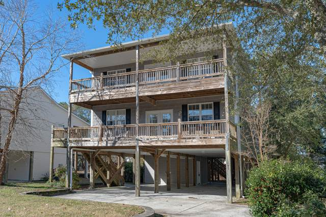 143 NW 10th Street, Oak Island, NC 28465 (MLS #100203265) :: The Cheek Team