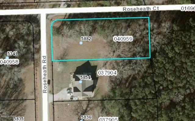 5882 Roseheath Road, Bailey, NC 27807 (MLS #100203358) :: Castro Real Estate Team