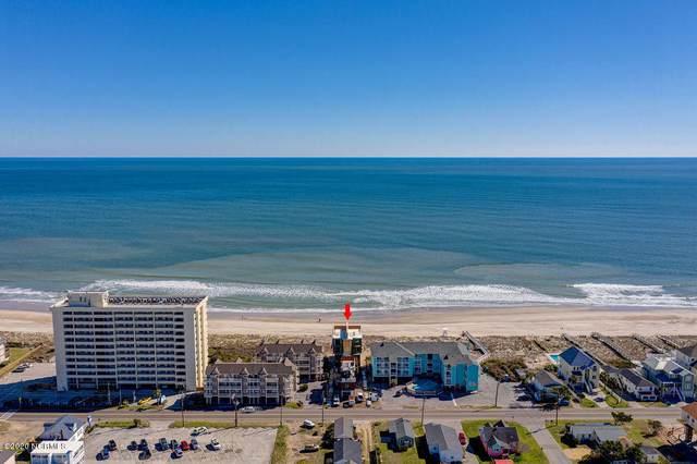 1415 S Lake Park Boulevard #1, Carolina Beach, NC 28428 (MLS #100203453) :: Lynda Haraway Group Real Estate